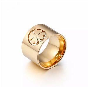 ❤️ Lucky Clover 🍀 Ring 10360